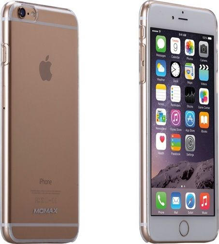 Momax Накладка для iPhone 6 Plus Clear Breeze