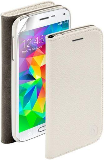 Купить Deppa Чехол-книжка Wallet Cover для Samsung Galaxy S5 mini G800F и защитная пленка в интернет магазине. Цены, фото, описания, характеристики, отзывы, обзоры