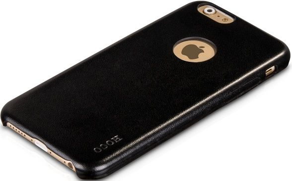 Hoco Накладка для iPhone 6 Plus Slimfit Series Leather