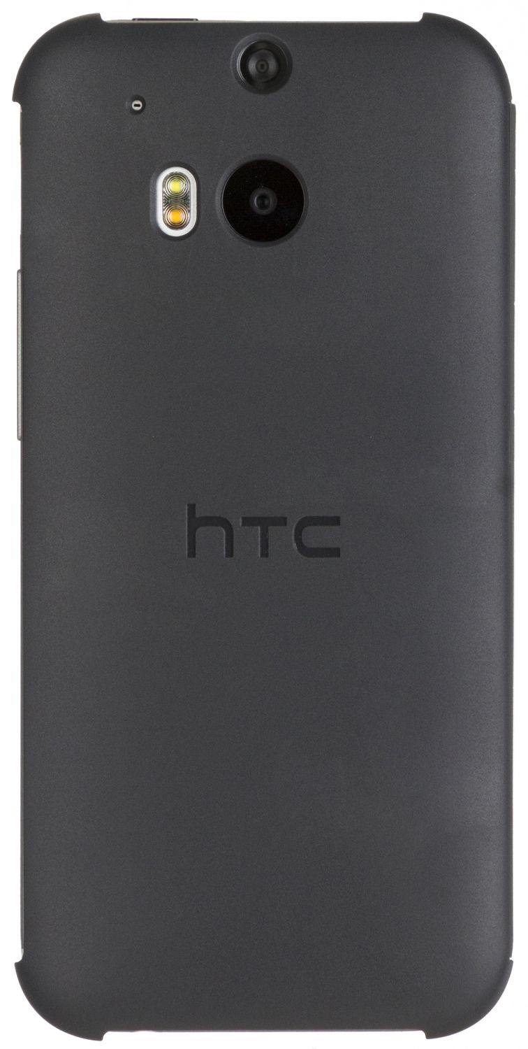 HTC Чехол-книжка для HTC One M8 Dot Case View (HC M100)