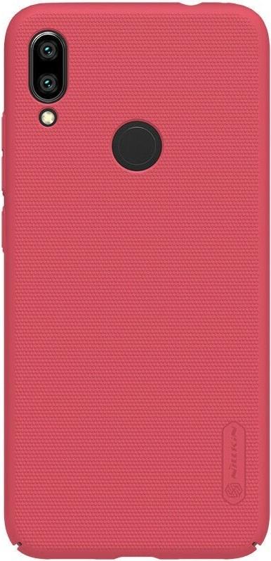 Чехлы для мобильных телефонов Nillkin Чехол-накладка Frosted для Xiaomi Redmi 7 (red) фото