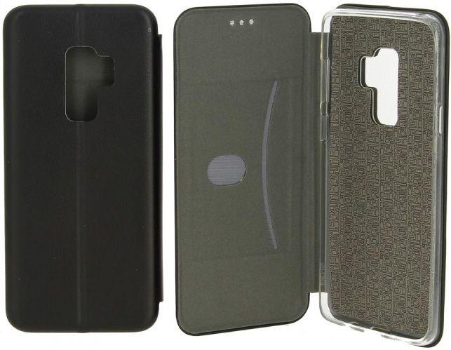 Чехлы для мобильных телефонов noname Чехол-книжка BookCase для Samsung Galaxy S9 SM-G960 (black) фото