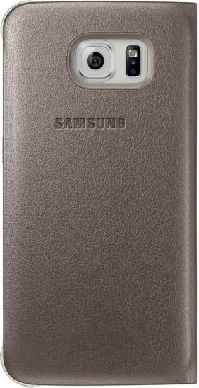 Samsung Чехол-книжка Flip Wallet для Samsung Galaxy S6 Edge G925