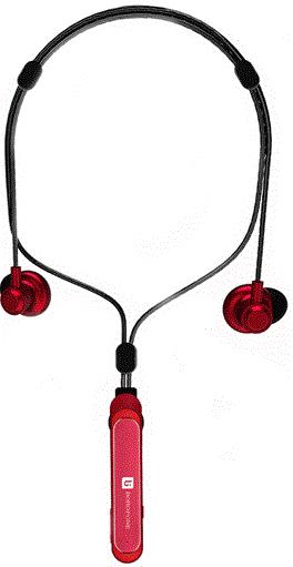 Bluetooth-гарнитура BE10 (red) фото