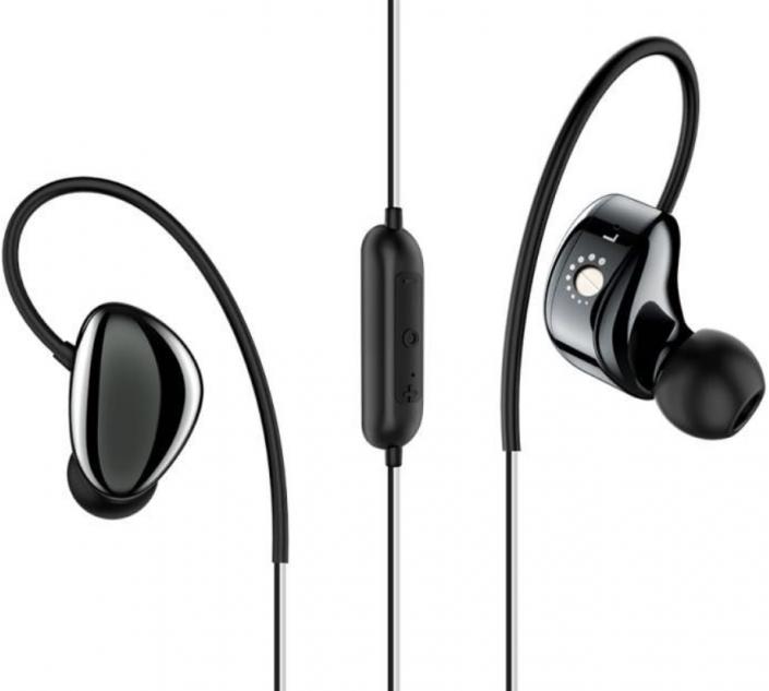 Bluetooth-гарнитура BE14 (black) фото
