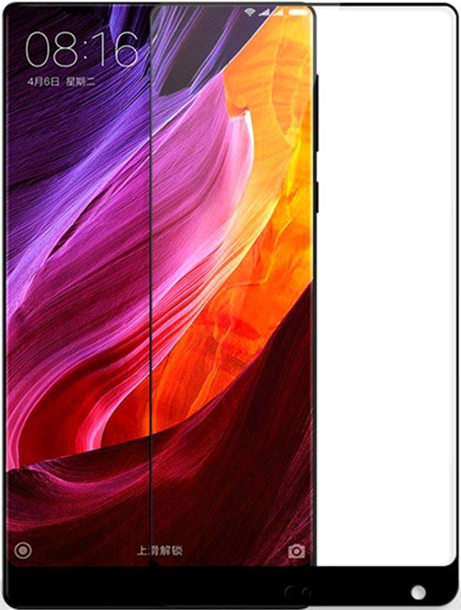 Купить BoraSCO Защитное стекло FullScreen для Xiaomi Mi Mix 2 в интернет магазине. Цены, фото, описания, характеристики, отзывы, обзоры