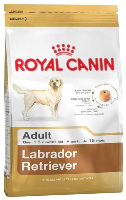 Купить Royal Canin Labrador Retriever Adult 12 кг в интернет магазине. Цены, фото, описания, характеристики, отзывы, обзоры