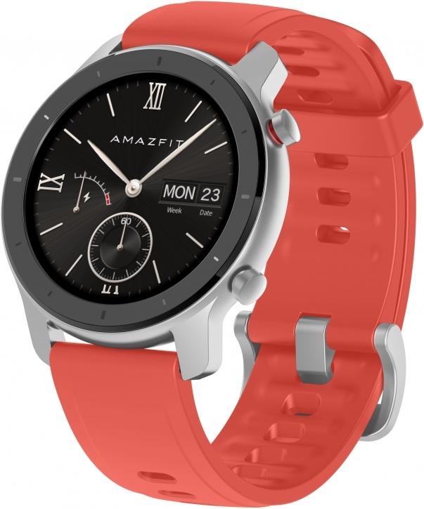 Купить Amazfit Часы GTR 42mm (EU) в интернет магазине. Цены, фото, описания, характеристики, отзывы, обзоры