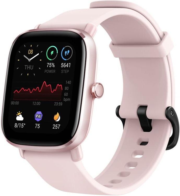 Умные часы GTS 2 mini (розовый)