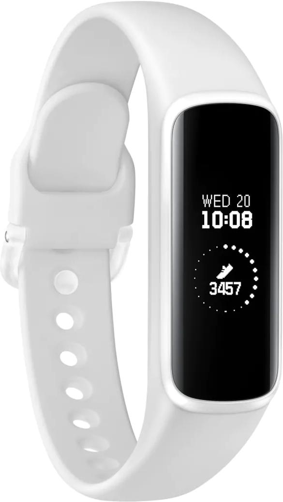 Фитнес-браслет Galaxy Fit E (белый) фото