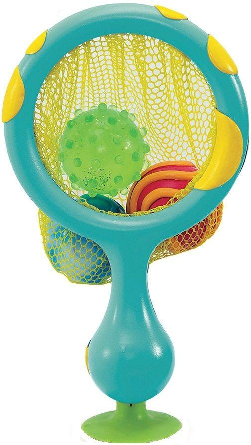 Купить Игрушка для ванной Кольцо с мячиками-брызгалками , Принадлежности для купания малыша Munchkin, Аксессуары для ванной