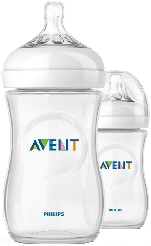 Philips Avent Бутылочка Natural 260 мл