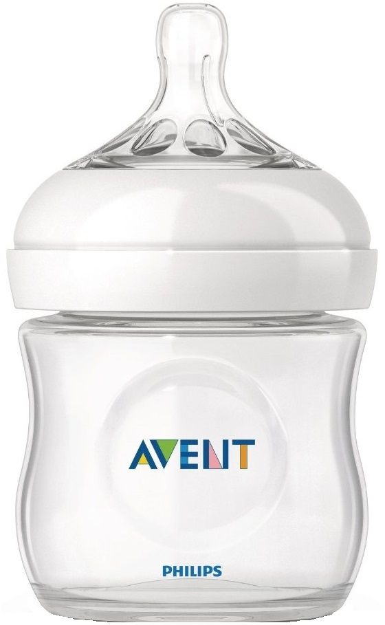 Philips Avent Бутылочка Natural 125 мл