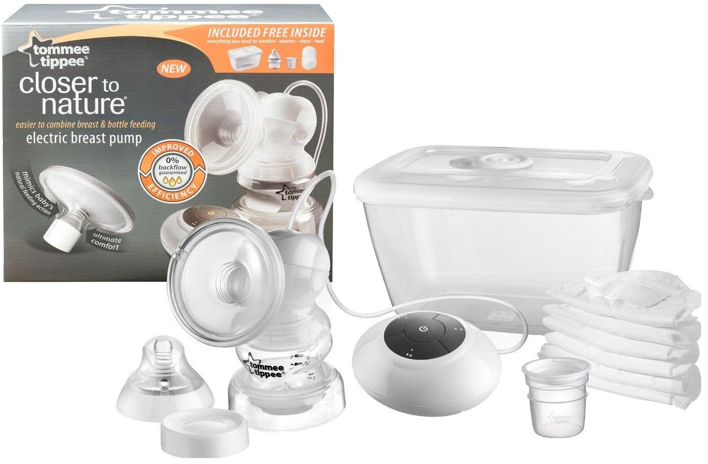 Купить Tommee Tippee Молокоотсос электрический с аксессуарами в интернет магазине. Цены, фото, описания, характеристики, отзывы, обзоры