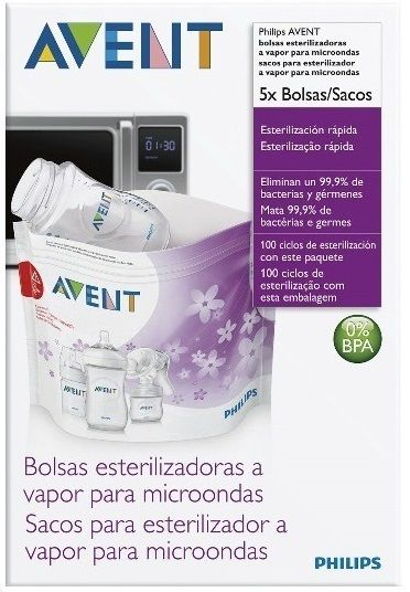 Philips Avent Пакеты для стерилизации