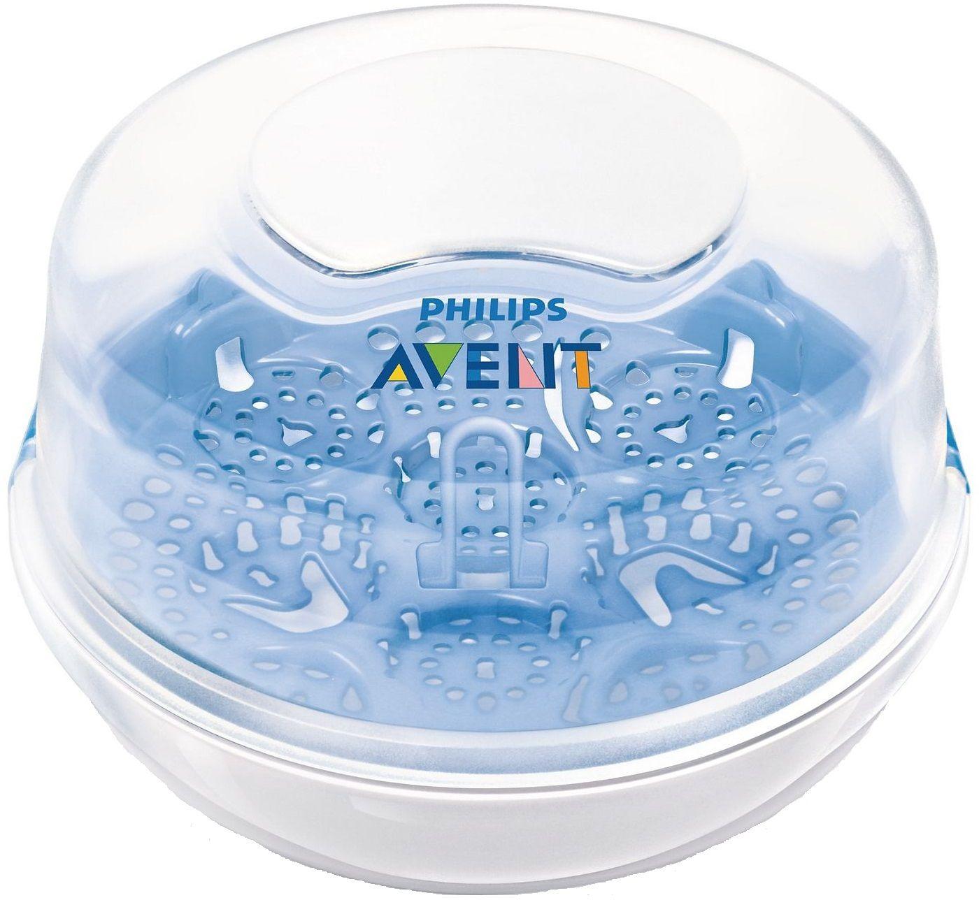 Купить Philips Avent Стерилизатор для СВЧ в интернет магазине. Цены, фото, описания, характеристики, отзывы, обзоры