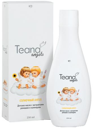 """Купить Teana Масло """"Солнечный ангел"""" 250 мл в интернет магазине. Цены, фото, описания, характеристики, отзывы, обзоры"""