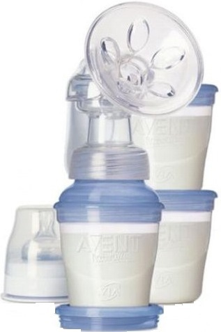 Philips Avent Natural ISIS с системой VIA (PP)