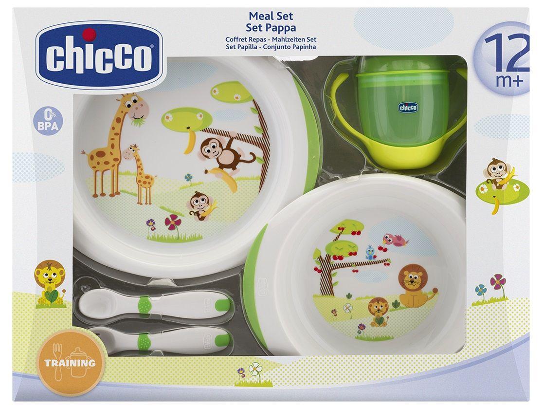 Купить Chicco Набор посуды в интернет магазине. Цены, фото, описания, характеристики, отзывы, обзоры