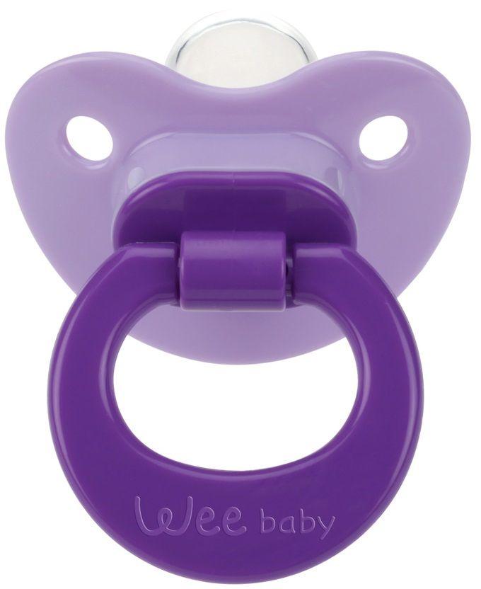 Купить Baby Wee Пустышка ортодонтическая №1 в интернет магазине. Цены, фото, описания, характеристики, отзывы, обзоры