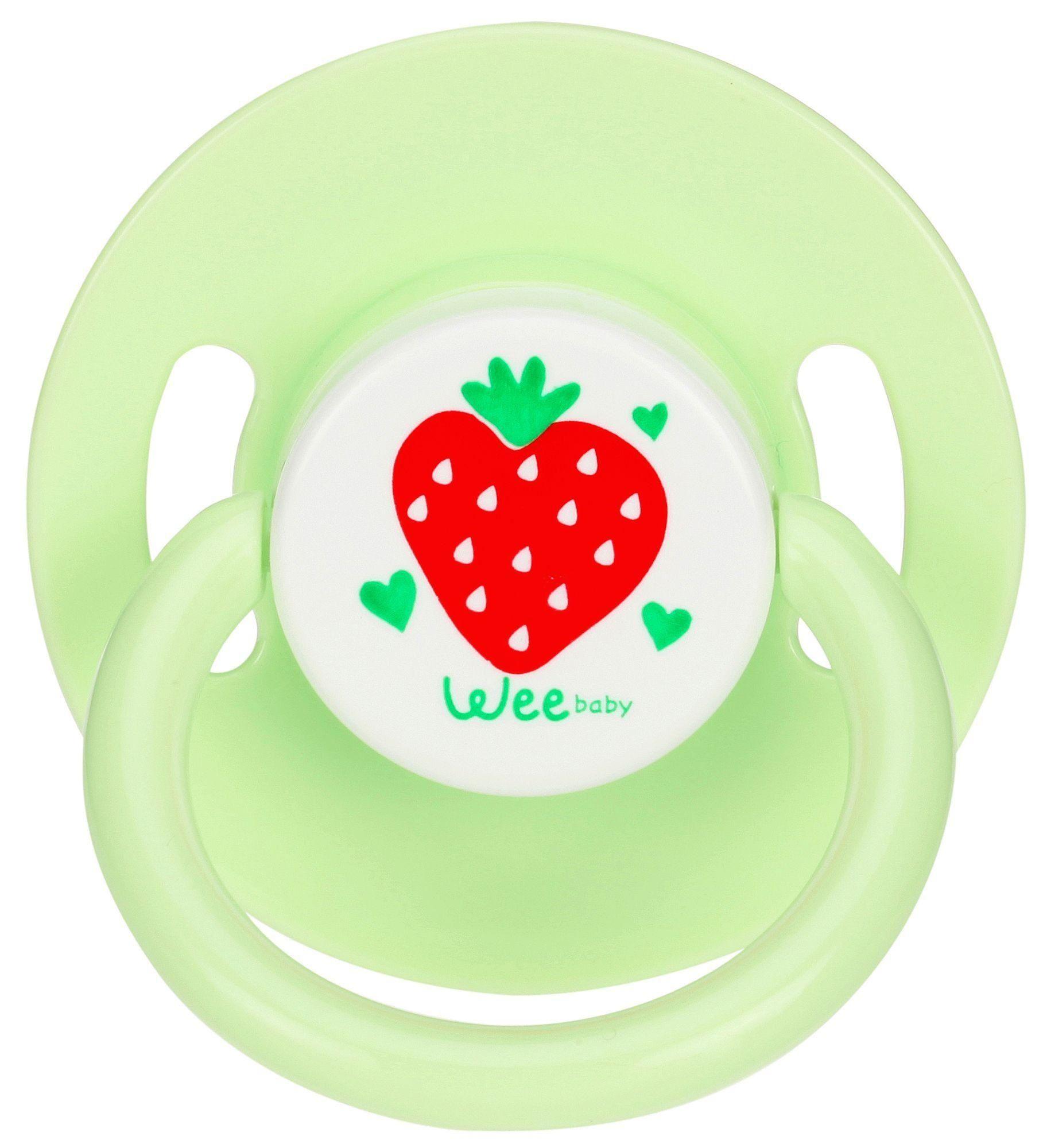Купить Baby Wee Пустышка №2 латексная в интернет магазине. Цены, фото, описания, характеристики, отзывы, обзоры