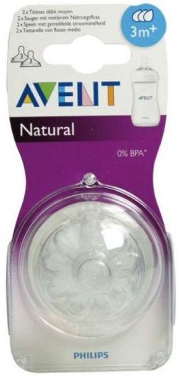 Philips Avent Соска Natural