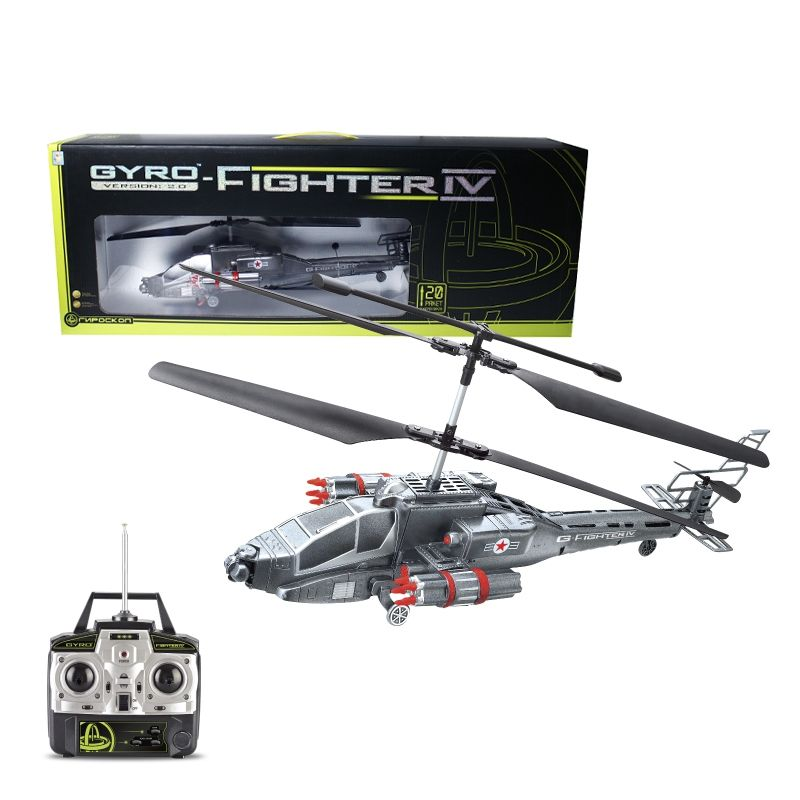 "1 TOY Вертолет с гироскопом ""Gyro-Fighter4"""