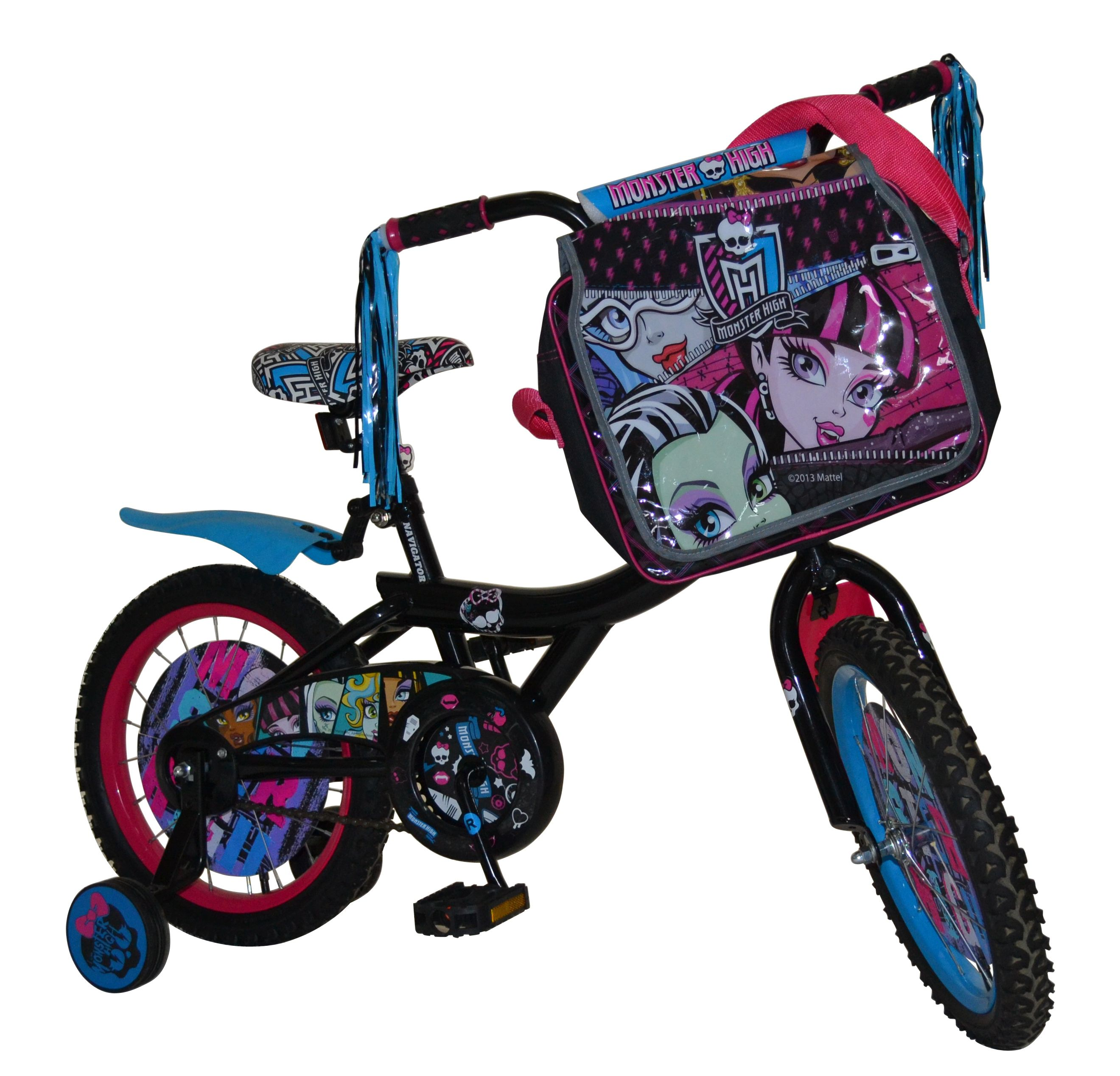 "Navigator Велосипед 16"" Monster High"