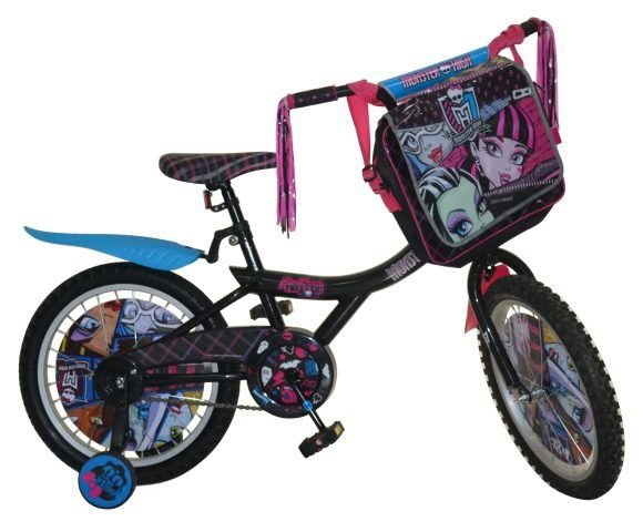 "Navigator Велосипед 18"" Monster High"