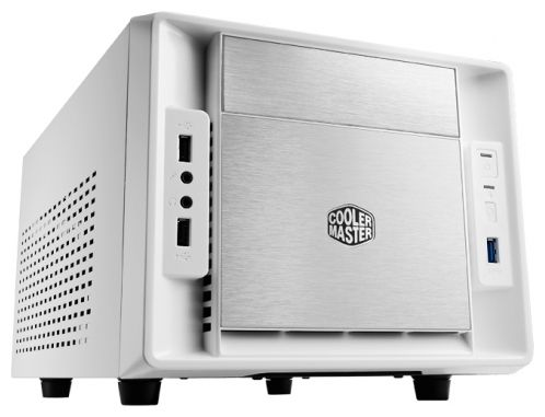 Cooler Master Elite 120 (RC-120A-WWN1) Mini-ITX w/o PSU White