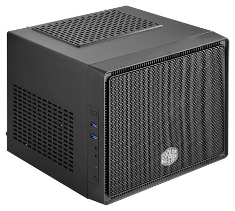 Cooler Master Elite 110 (RC-110-KKN2) Mini-ITX w/o PSU Black