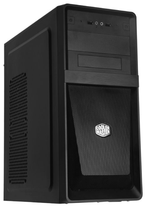 Cooler Master CMP 102 (RC-102C-KKN2) w/o PSU Black