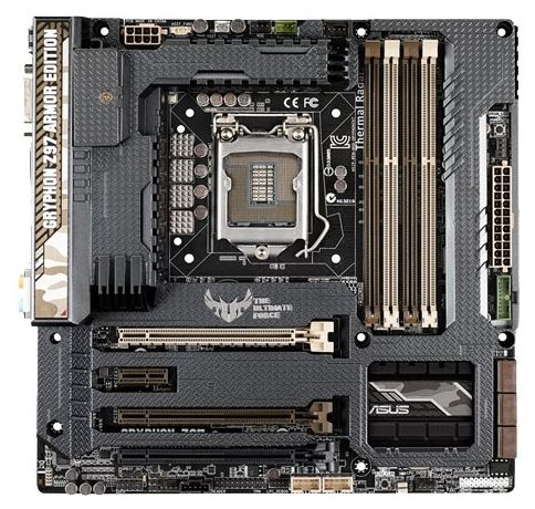ASUS GRYPHON Z97 ARMOR EDITION