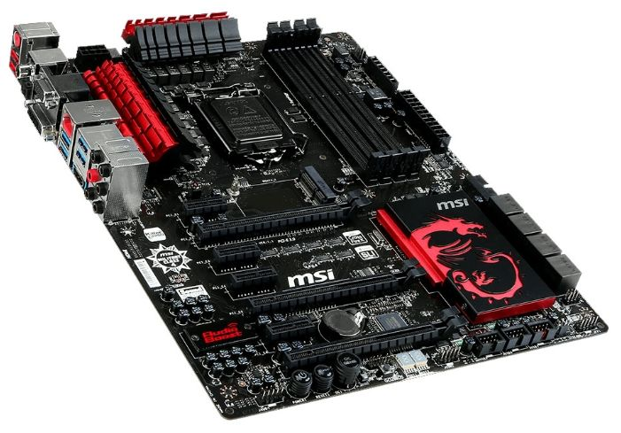 MSI Z97-GD65 GAMING