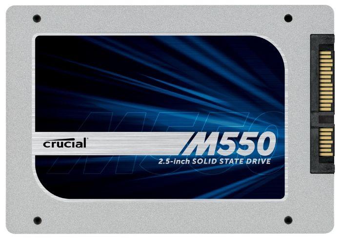 Купить ssd накопитель Crucial CT256M550SSD1 в интернет магазине. Цены, фото, описания, характеристики, отзывы, обзоры
