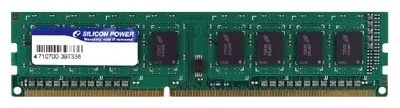 Silicon Power 4GB PC12800 DDR3 SP004GBLTU160N02