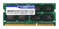 Silicon Power 4GB PC12800 DDR3 SO SP004GBSTU160V01
