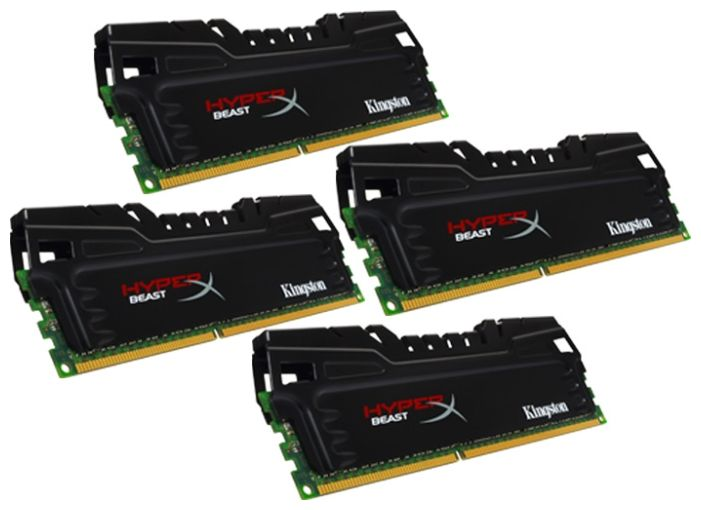 Kingston 32GB PC12800 DDR3 KHX16C9T3K4/32X
