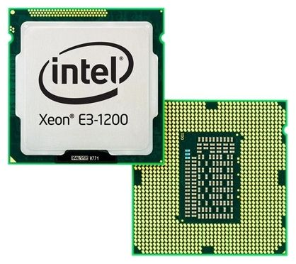 Intel Xeon E3-1270V2 Ivy Bridge-H2 (3500MHz, LGA1155, L3 8192Kb)