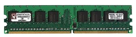 Kingston 2GB PC6400 DDR2 KVR800D2N6/2G