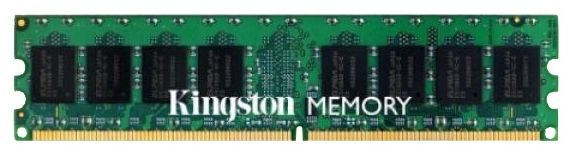 Kingston 1GB PC6400 DDR2 KVR800D2N6/1G
