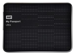 "Western Digital My Passport Ultra 2.5"" 1.0Tb USB 3.0 WDBJNZ0010B-EEUE"