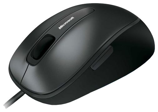Microsoft Comfort Mouse 4500 For Business Lochness Grey USB