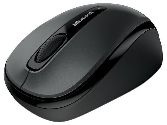 Microsoft Wireless Mobile Mouse 3500 Lochness Grey USB