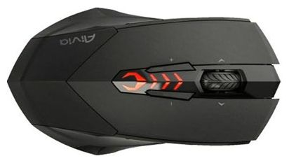GigaByte Aivia GM-M8600 Wireless Macro Gaming Mouse Black USB