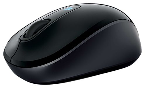Microsoft Sculpt Mobile Mouse Black USB