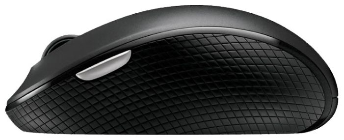 Microsoft Wireless Mobile Mouse 4000 for Business Black USB