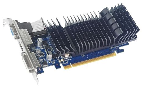 ASUS PCI-E 210-SL-TC1GD3-L GeForce 210 1GB DDR3 (32bit) DVI VGA HDMI Retail