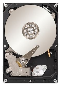 "Seagate 3.5"" 3Tb ST3000VN000 NAS HDD"