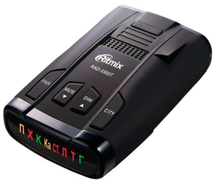 Купить радар-детектор Ritmix  RAD-330ST в интернет магазине. Цены, фото, описания, характеристики, отзывы, обзоры